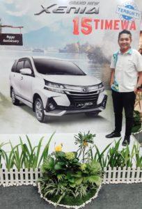 Sales Daihatsu Medan